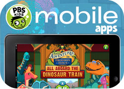 PBSKIDS Mobile Apps