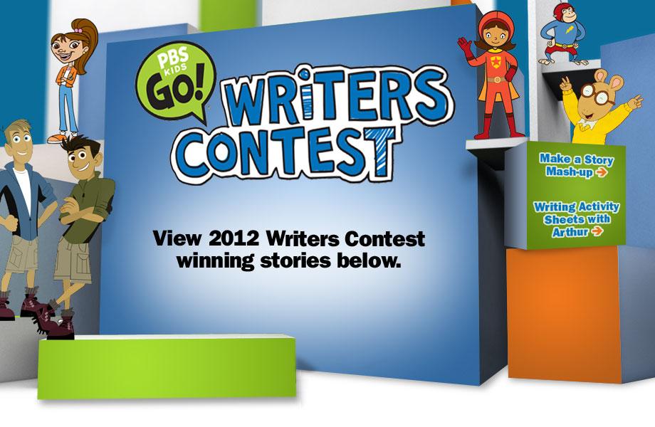 children writing contests